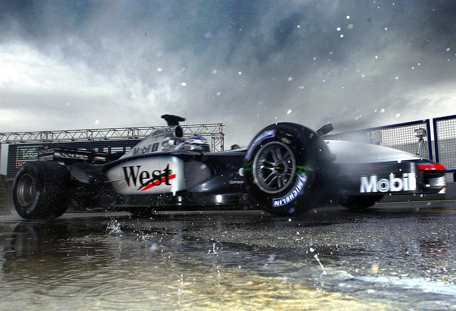 Finnish McLaren-Mercedes driver Kimi Raikkonen arr